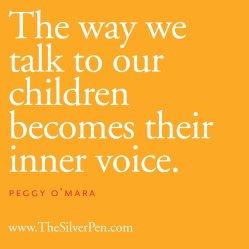 talk to children
