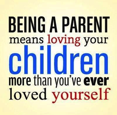 Being Parent Love Quotes Funny Quotes Sayings Pictures Pics Rainy