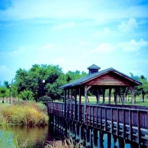 Bridge at Fair Park  — Childress,Texas
