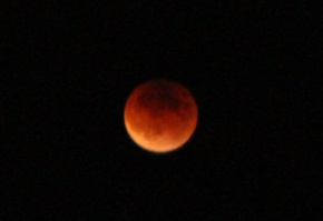 2015's Blood Red Moon & Lunar Eclipse