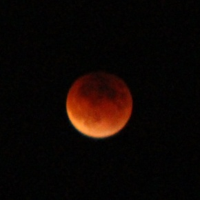 2015's Blood Red Moon & LunarEclipse