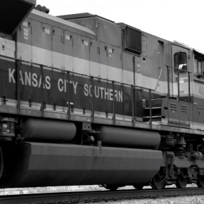 Kansas City Southern – Monochrome Madness Challenge