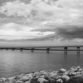 Texoma Bridge – Monochrome Madness Challenge