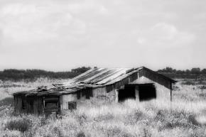 Old Barn – Monochrome MadnessChallenge