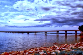 Willis Bridge – Lake Texoma