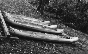 Canoes – Monochrome Madness Challenge