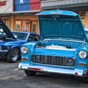 Collinsville, Texas Car Show