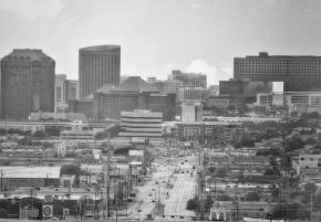 View Across Dallas