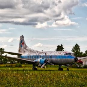 Martin Passenger Plane