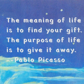 Purpose of Life – Thoughtful Thursday