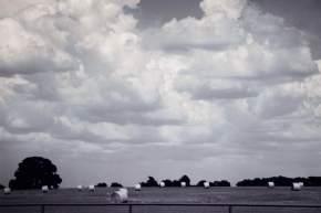 Tall Texas Clouds