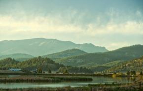 Lake George, Colorado