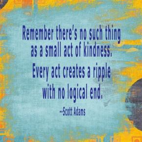 Kindness: Thoughtful Thursdays