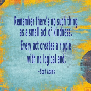 Kindness: Thoughtful Thursdays